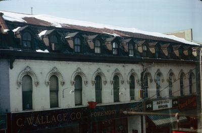 C. Wallace Co. on St. Paul Street