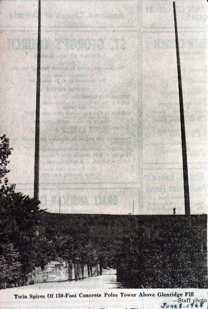 """The """"World's Highest Concrete Poles"""""""