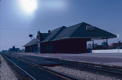 St. Catharines Railroad Station