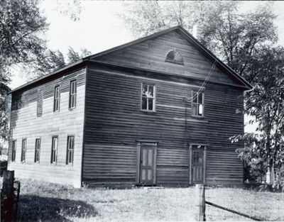 The Beaverdams Methodist Church