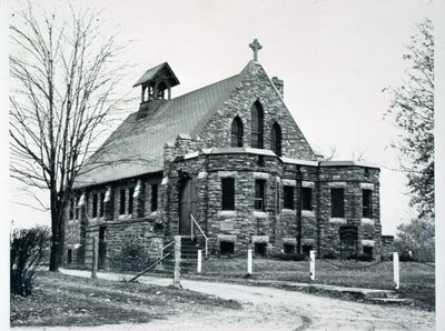 St. George's Anglican Church, Queenston