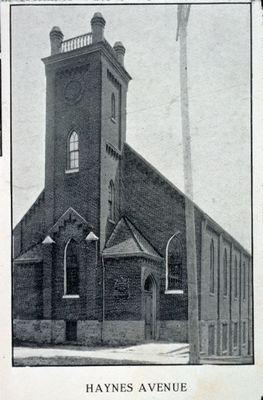 Haynes Avenue Presbyterian Church