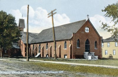 St. John's Church Port Dalhousie