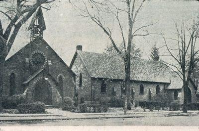 St. John's Anglican Church and Parish Hall
