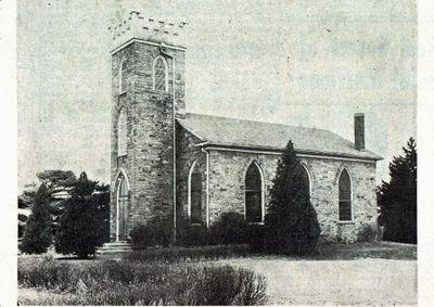 St. John's Anglican Church, Jordan