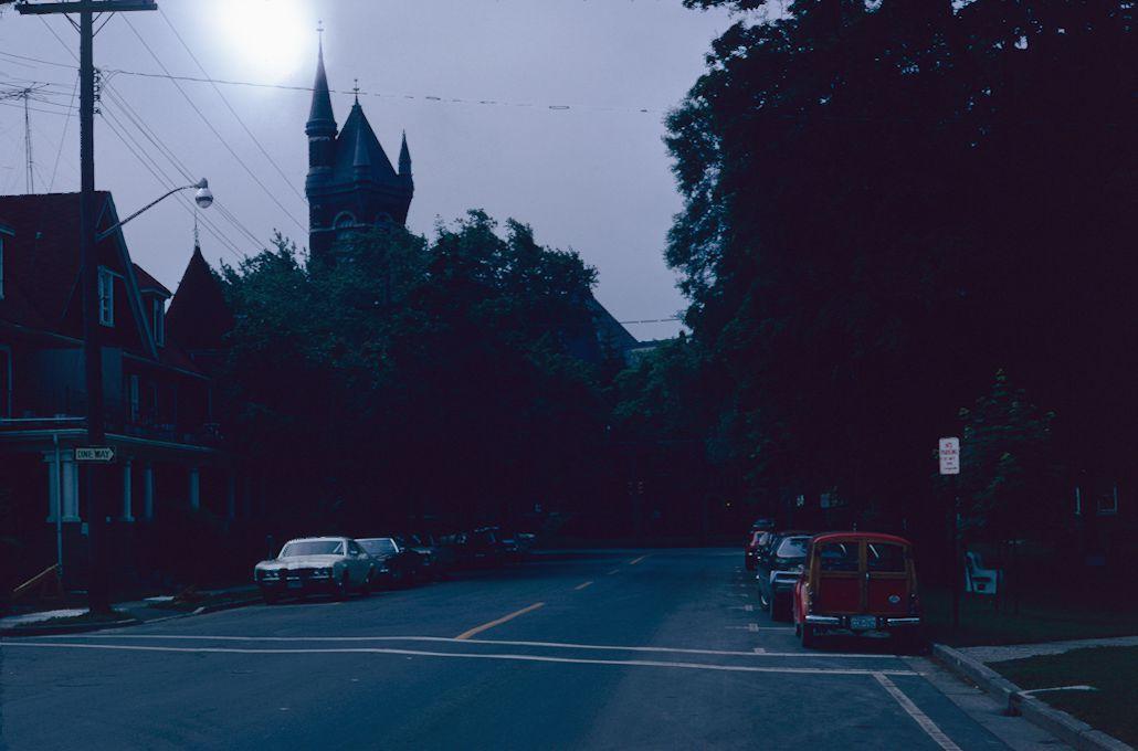 St. Thomas' Church Spire