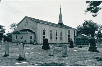 St. Vincent de Paul Roman Catholic Church and Cemetery