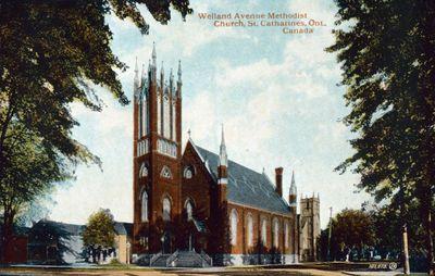 Welland Avenue Methodist Church