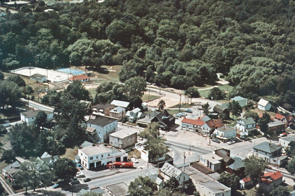 An Aerial View of Fonthill