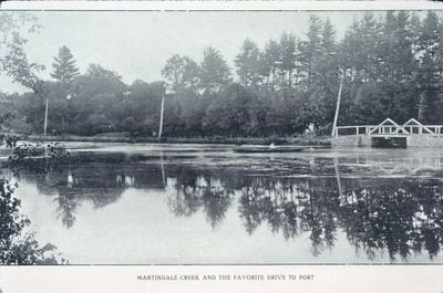 Martindale Creek