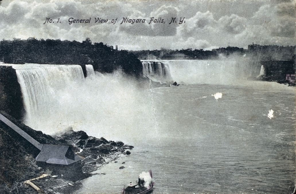 A General View of Niagara Falls