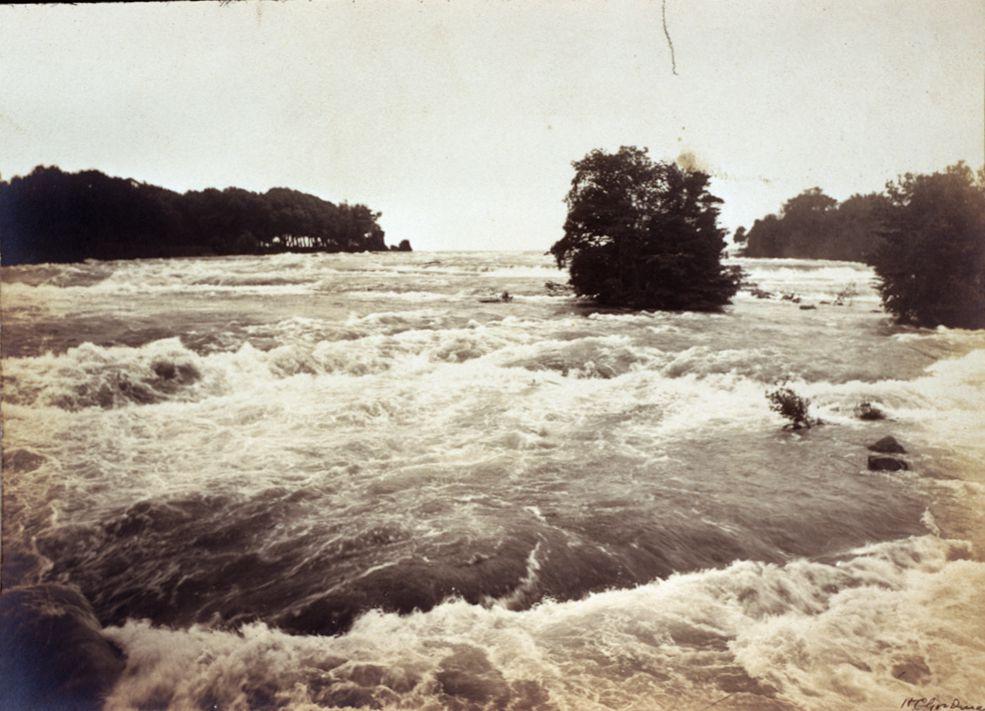 The Rapids Above Niagara Falls