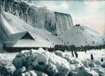 The Niagara Falls Ice Bridge