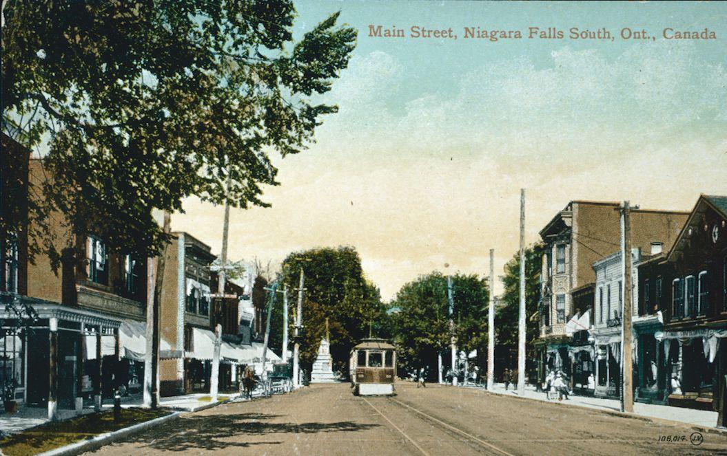 Main Street, Niagara Falls