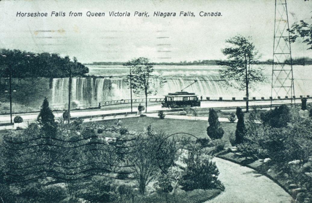 The Horseshoe Falls