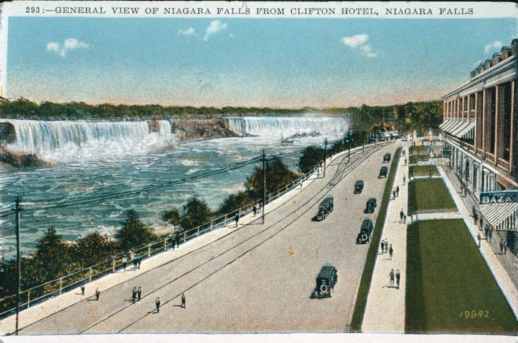 Niagara Falls from the Clifton Hotel
