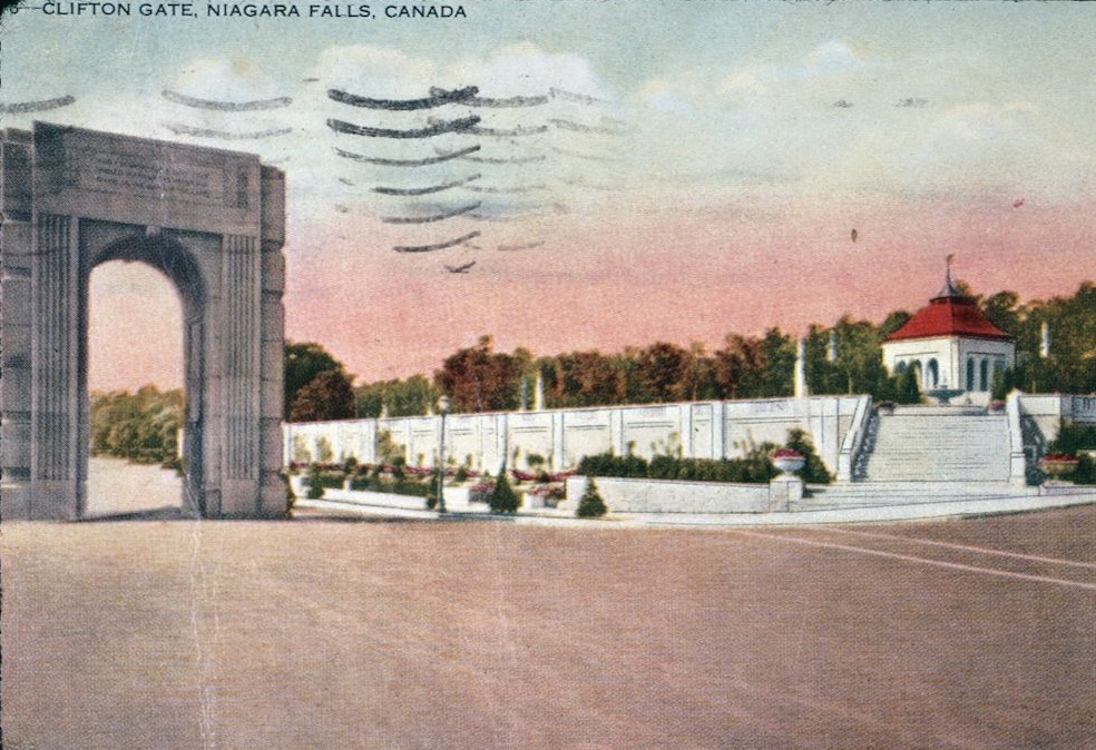 Clifton Gate, Niagara Falls