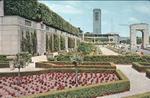 Oakes Garden and the Clifton Gate