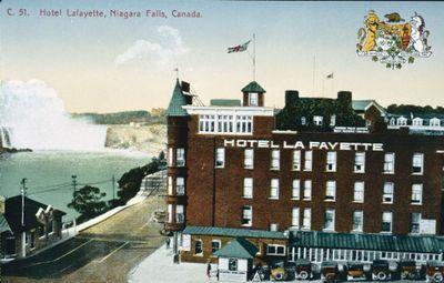 Hotel Lafayette, Niagara Falls