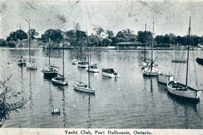 Yacht Club, Port Dalhousie