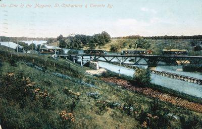 Niagara, St. Catharines and Toronto Railway