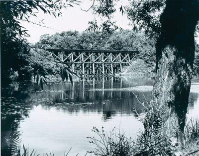 Martindale Trestle Bridge