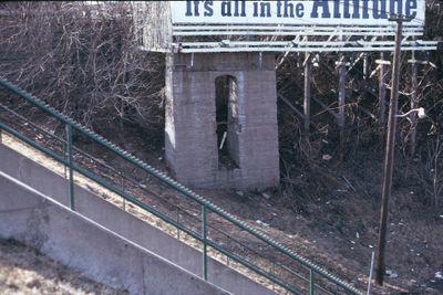 Glenridge Bridge Abutment