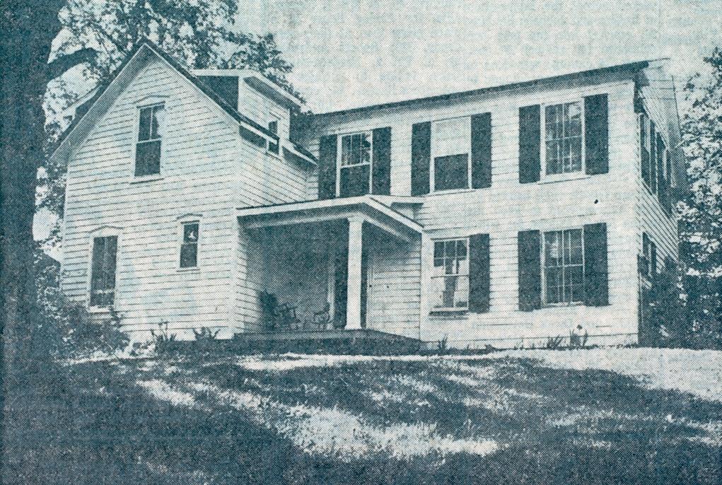 Jacob Beam Home