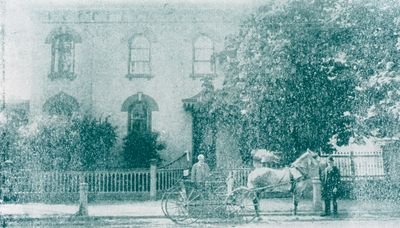 George Babcock's Residence