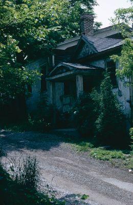 Old home on Joseph Street