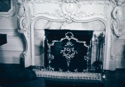 The Wright House, Interior