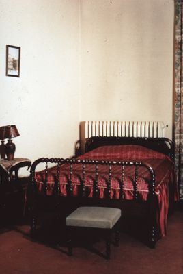 The Wright House, Bedroom