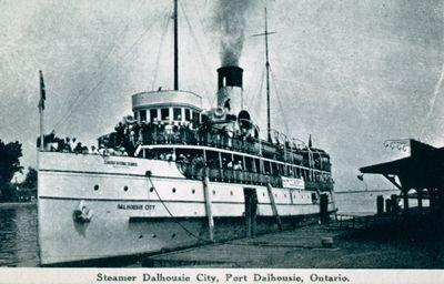 Steamship Dalhousie City