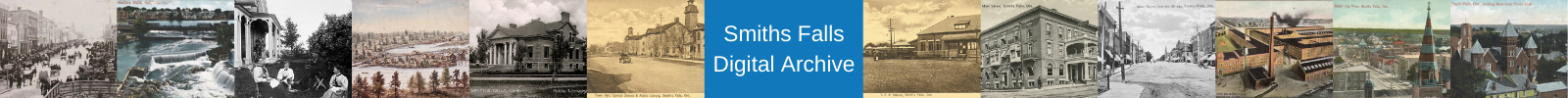 Smiths Falls Digital Archive