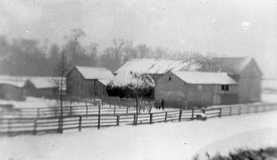 Francis Ballantyne farm, Smiths Falls