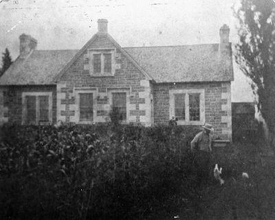 Home of Francis Ballantyne, Smiths Falls