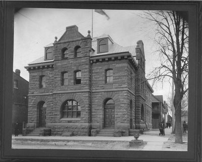 Post Office, Smiths Falls