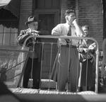 Auctioneer, Smiths Falls, 1953