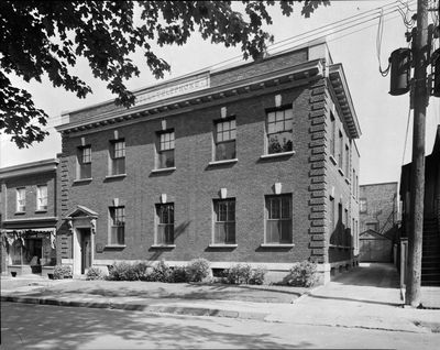 Bell Telephone [10 William St. E.], Smiths Falls