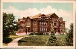Collegiate Institute, Smiths Falls postcard