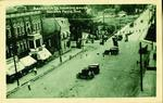 Beckwith Street looking south, Smiths Falls postcard