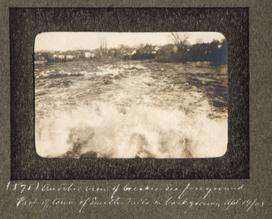 View of Smiths Falls by  Edwin Lester Brittain, 1908