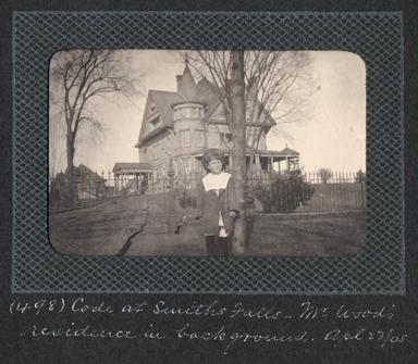 Elmcroft, Smiths Falls by  Edwin Lester Brittain, 1905
