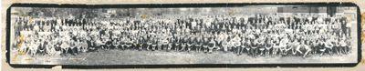 School photograph, Smiths Falls Collegiate Institute, 1934