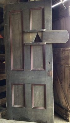 Door from the Russell Hotel, Smiths Falls