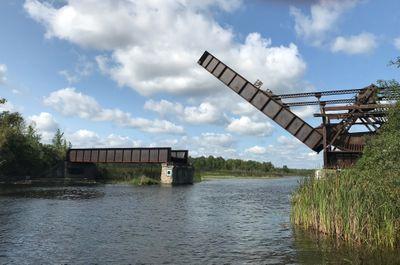 Bascule bridge, Smiths Falls