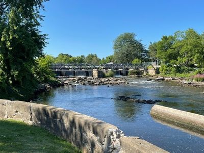 Confederation bridge, Smiths Falls