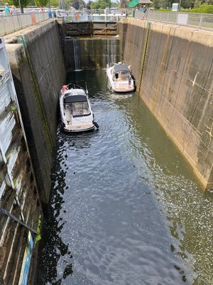 Combined Lock 29a, Smiths Falls