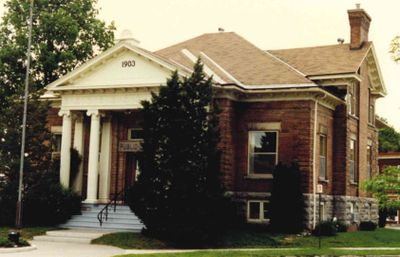 Smiths Falls Public Library, 1989