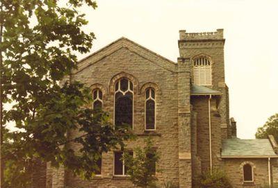 Westminister Presbyterian Church, 1989